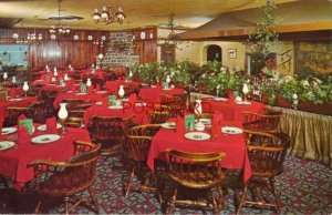 The Hunt Room at LAKESIDE INN Route 422 LIMERICK, PA.