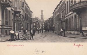 ZUTPHEN , Netherlands , 1890s ; Morschpoortstraat