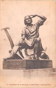 1910 France Collection de la Basilique du Bois Chenu, Jacques d'Arc 1910 Coll...