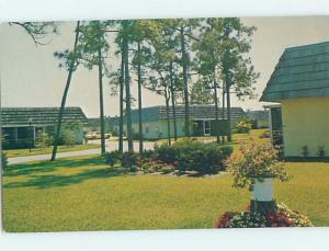 Unused Pre-1980 APARTMENT MOTEL Lake Worth Florida FL c2877