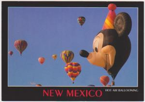 DISNEY HOT AIR BALLOON MICKEY MOUSE - NEW MEXICO