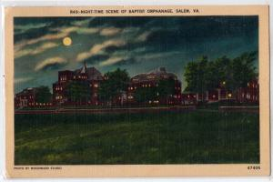 Baptist Orphanage, Salem VA
