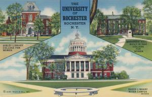 River Campus Library - University of Rochester, New York - Linen