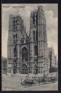 Church of St-Gudule,Brussels,Belgium BIN