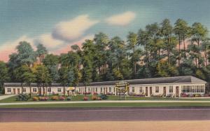 NAHUNTA , Georgia , 1960 ; Motel