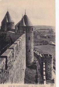 La Tour Cahuzeac, Cite De Carcassonne (Aude), France, 1900-1910s
