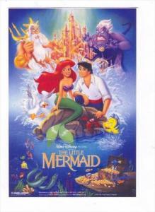 Walt Disney : The Little Mermaid, Ariel & Prince Eric, 1990s