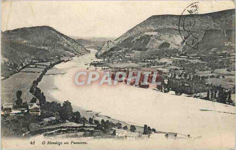 Postcard Old Mondigo a Pucacova
