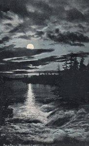 MUSKOKA LAKES, Ontario , Canada , 1900-10s ; Bala Falls