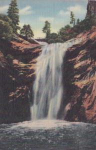 Colorado Colorado Springs Bridal Veil Falls Seven Falls South Cheyenne Canyon...