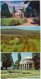 3 - Monticello, Home Thomas Jefferson, Charlottesville VA