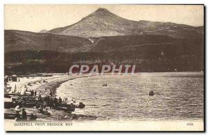 Postcard From Old Goatfell Brodick Bay