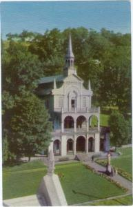 Scala - Holy Stairs Ste-Anne De Beaupre PQ Quebec Canada