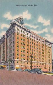 Ohio Toledo Waldorf Hotel
