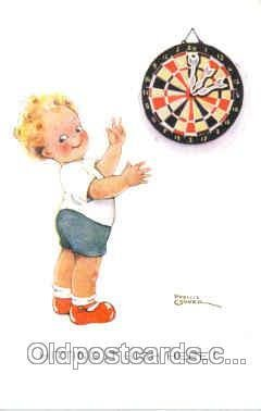 Artist Phyllis Cooper, Dart Darts Artist Phyllis Cooper Unused