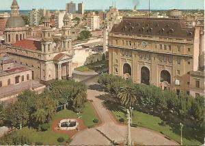 Postal 52102: ROSARIO (ARGENTINA) - Plaza de Mayo