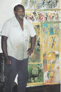 PINECREST, Florida, 1990s; Art of PURVIS YOUNG, Magic City Collectibles, Inc.