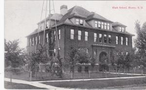 High School , HURON , South Dakota , 00-10s