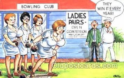 Bowling Unused