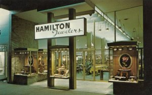 SACRAMENTO , California , 1940-60s ;  Hamilton Jewelers