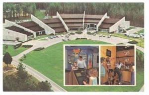 3-Views, Interior & Exterior, Visitors Center, Harris Energy and Enviromental...
