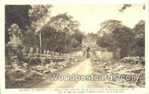 Angkor Thom Ruines D'Angkor Cambodia, Cambodge Unused
