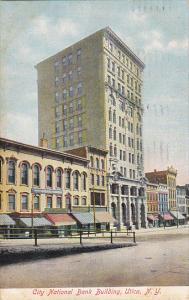 New York Utica City National Bank Building 1909