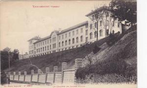 REMIREMONT, France,  1900-10s ; Le College de Jeunes Filles