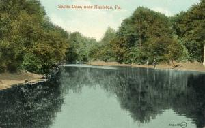 PA - Hazleton. Sachs Dam