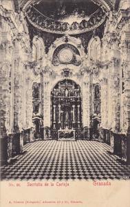 Sacristia de la Cartuja, Granada, Andalucia, Spain, 00-10s