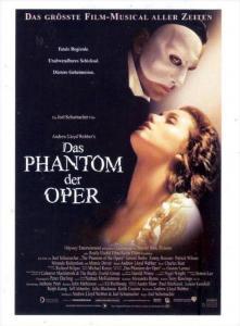 ADV: Phantom of the OPERA , movie, Andrew Lloyd Webber, 2002 #3