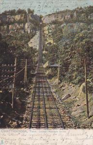CHATANOOGA, Tennessee, PU-1909; Lookout Mountain Incline