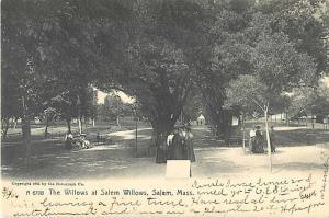 UND/B The Willows at Salem Willows Salem Massachusetts 1906