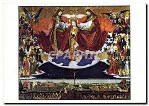 Postcard Museum of Modern Villenueve Avignon Gard Enguerrant Quaton The Coron...