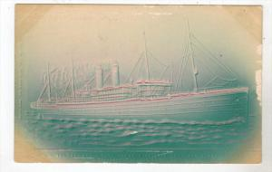 R.M.S. Baltic   Embossed