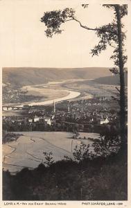 Lohr am Main Von der Ernst Brauns Hohe Village General view Panorama