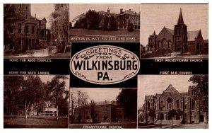Pennsylvania Wilkinsburg Multi-view