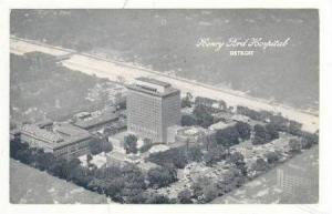 Henry Ford Hospital, Detroit, Michigan,PU-40-60s
