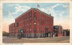 Maine  Bangor House Hotel