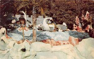 Singapore Haw Par Villa, Swans Birds Zoo, Pasir Panjang island