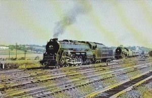 Railroad Reading No 2100 Iron Horse