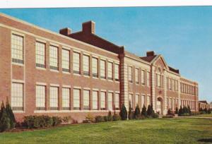 CORSICANA, Texas 50-60s Administration Building Navarro Junior College