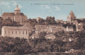 Provins , France , 00-10s ; La Ville Haute