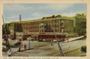 Hotel New Sherbrooke , SHERBROOKE , Quebec , Canada , 30-40s