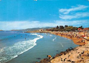 Spain Costa del Azahar Benicarlo Playa Beach Strand