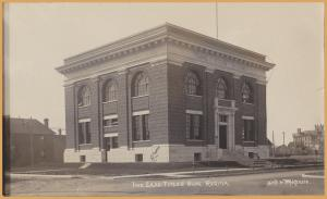 RPPC-Regina, Saskatchewan-The Land Titles Building