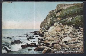 Whitehead,Cushing Island,Portland,Maine BIN