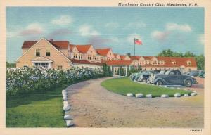 Golf Country Club at Manchester NH, New Hampshire - Linen
