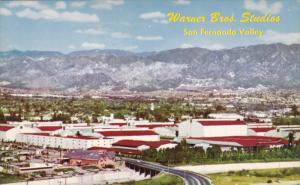 Warner Bros. Studios, Burbank, San Fernando Valley, California, 40-60s