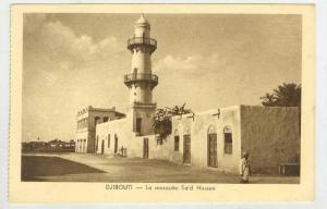 La Mosquee Said Hassen, Djibouti, Africa, 1900-1910s